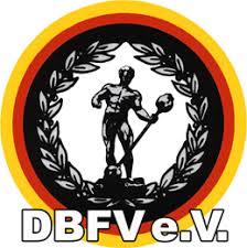 Logo vom Deutschen Bodybuilding und Fitnessverband